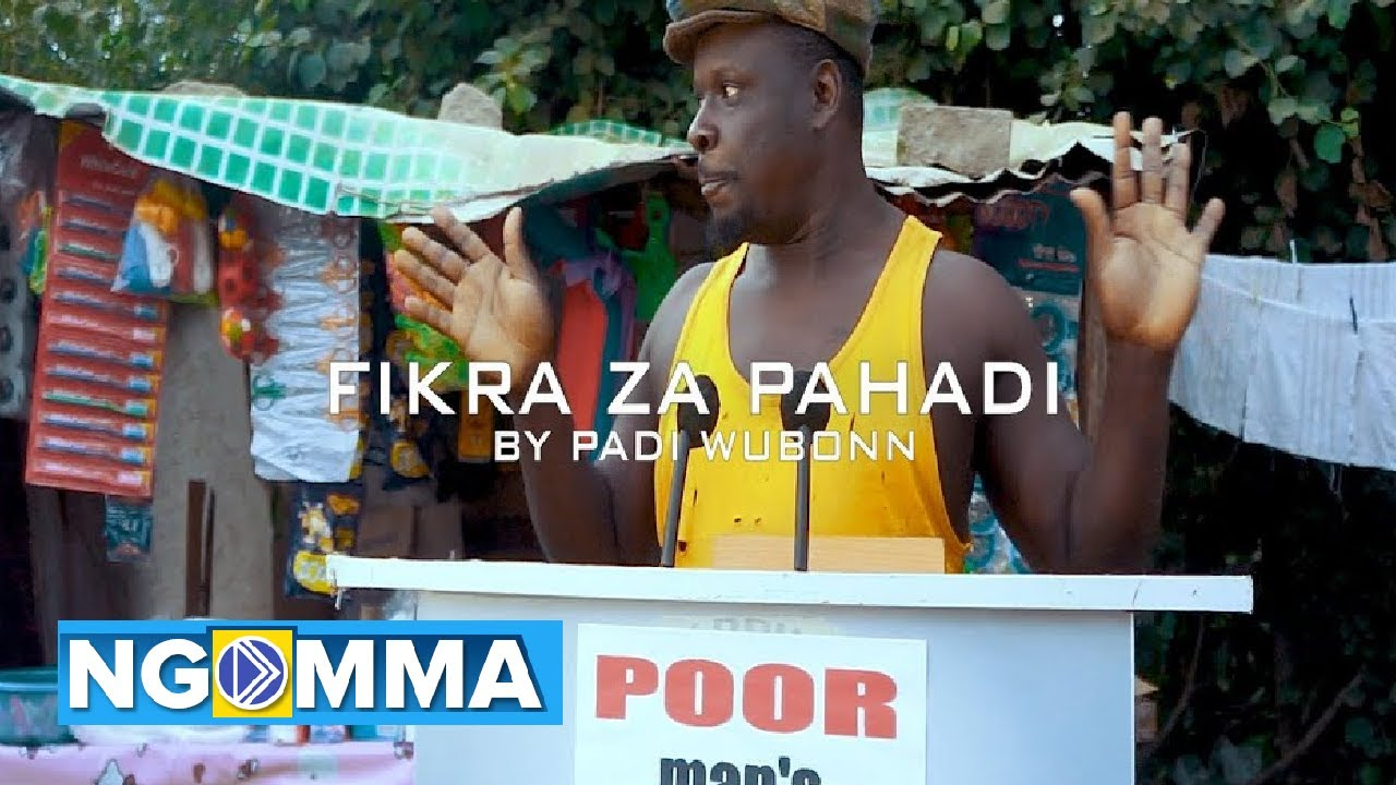 Download BAHATI - FIKRA ZA BAHATI PARODY by PADI WUBONN MP3 Gratis