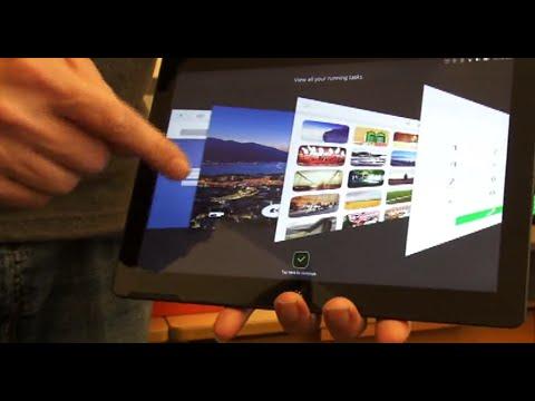 bq Aquaris M10 Ubuntu Edition / Linux Tablet / Unboxing / Deutsch / German