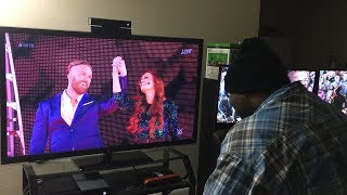 Maria Kanellis RETURNS and Mike Bennett DEBUTS 2017 WWE Money In The Bank REACTION