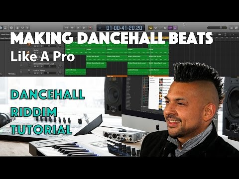 How To Make A Dancehall Beat | Authentic Reggae/Dancehall Riddim Production Tutorial