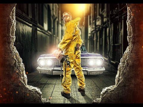 Breaking Bad | Poster | Photoshop Tutorial (Part1)