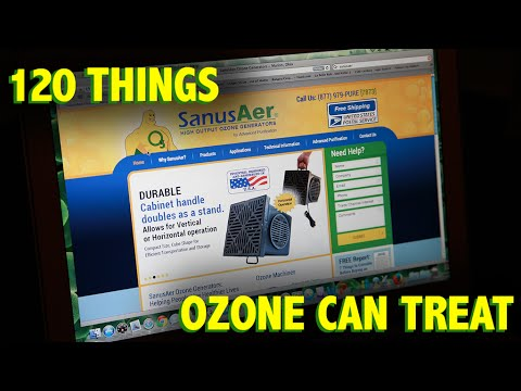 120 Things Ozone Can Treat
