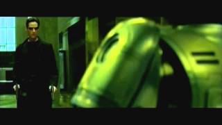 Neo vs Robocop [720p]