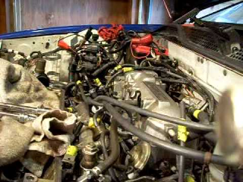 (3of8) Replace H22a Headgasket, valves, and valve seals