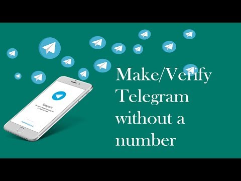 How to Make/Verify Telegram without a number [Android]