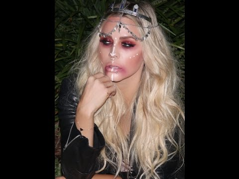 Halloween Makeup Tutorial| Gypsy| Princess|