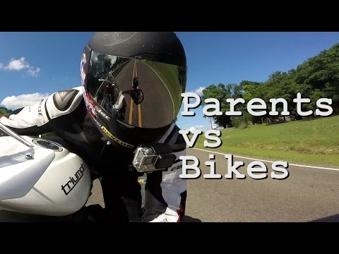 Convincing Your Parents about Motorcycle (You Can't)