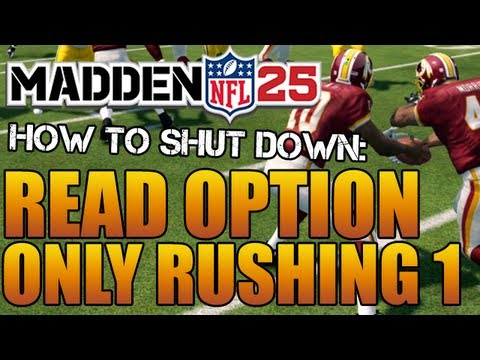 Madden 25 Run Defense