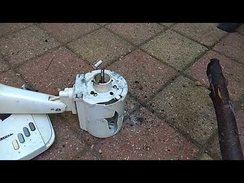 Smashing Fan Remains Slow Motion Video