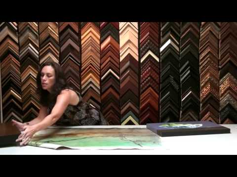 Floater Frame Tutorial - Allison