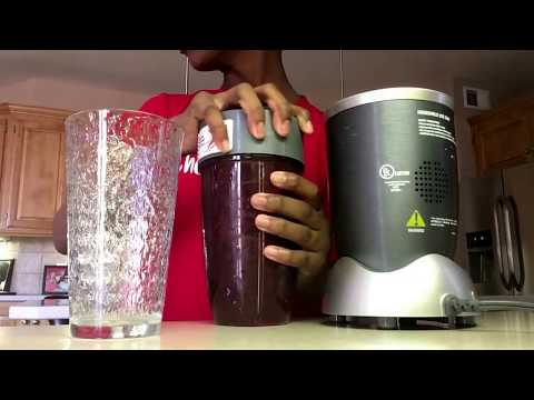 How to make a smoothie with NO milk or  yogurt