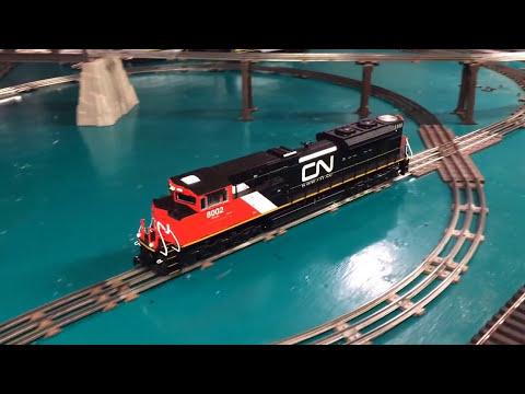 Lionel O Scale Train Track Layout Complete! O-27 track