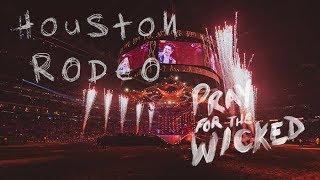 Panic! At The Disco - Pray For The Wicked Tour (Houston Rodeo Recap)