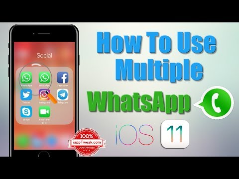 How To Use Multiple WhatsApp Accounts on one iPhone