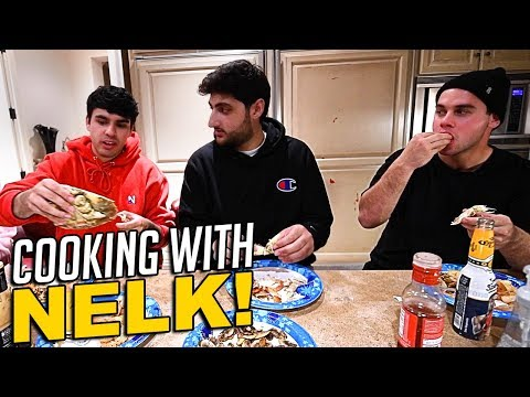 Cooking With Nelk *FULL SEND*
