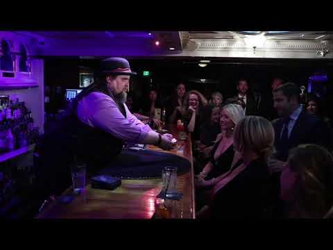 W.C. Fields Bar Part 1
