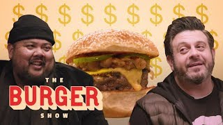 The Ultimate Expensive Burger Tasting with Adam Richman   The Burger Show