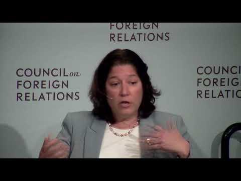 Clip: Maria T. Vullo On Regulating Cryptocurrencies