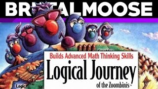 Logical Journey of the Zoombinis - PC Game Review - brutalmoose