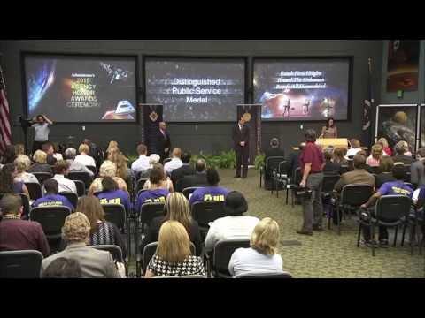 NASA 2015 Agency Honor Awards