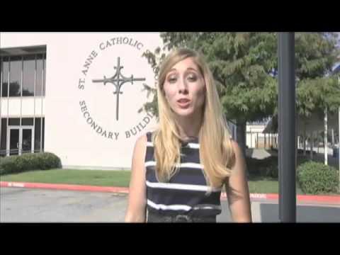 Enrollment up at St. Anne Catholic School