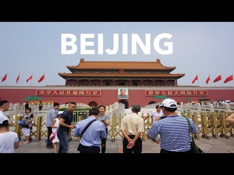 Beijing Part 1 - Forbidden City, Summer Palace and eating scorpians!