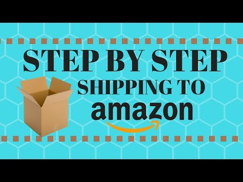 How To Ship To Amazon FBA Step by Step Guide To Shipping To Amazon