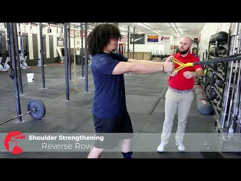 Shoulder Strengthening with Ryan Conley
