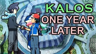 Kalos League One Year Later - What really Happened
