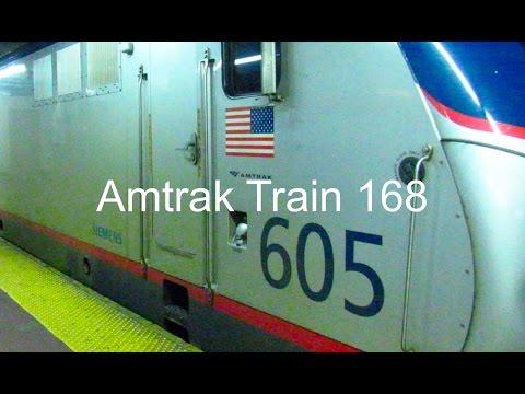 Amtrak Train 168