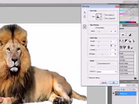 Easy image rendering tutorial photoshop cs5