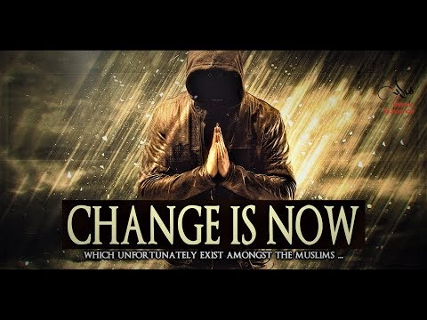 Change Is Now