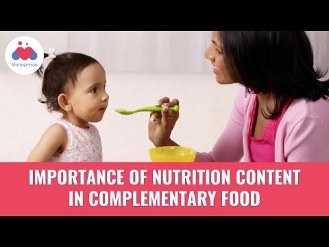 Importance of Complementary Food