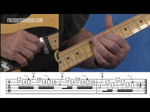 Vince Gill Guitar Lesson