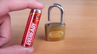 2 Ways to Open a Lock  | Life Hacks