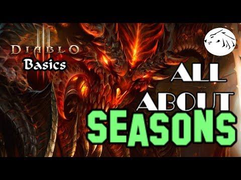 Diablo 3 All about Seasons and the Seasonal Journey - Diablo 3 Basics