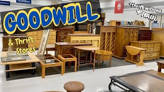 Goodwill THRIFT WITH ME September 2021 | home decor   YouTube