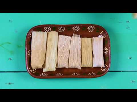 How To Make Homemade Pork Tamales