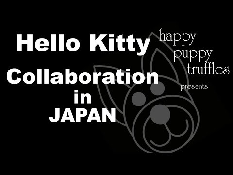 Hello Kitty Collaborations in Japan - Japanese VLOG