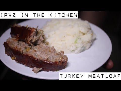 Moist Turkey Meatloaf with Sweet Soy Glaze