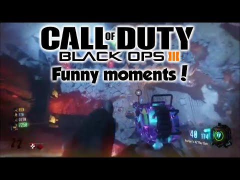Revelations Funny Moments (Black ops 3 zombies)