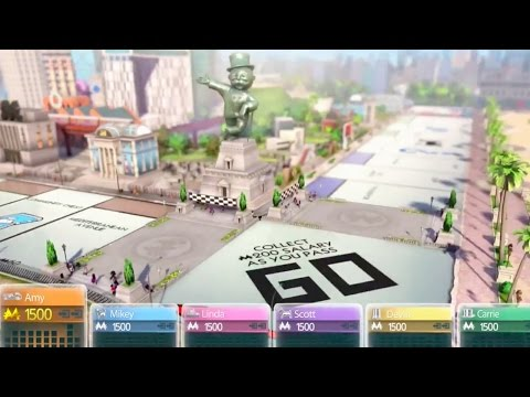Hasbro Game Channel: Monopoly Plus Launch Trailer