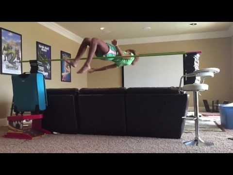 Living Room High Jump