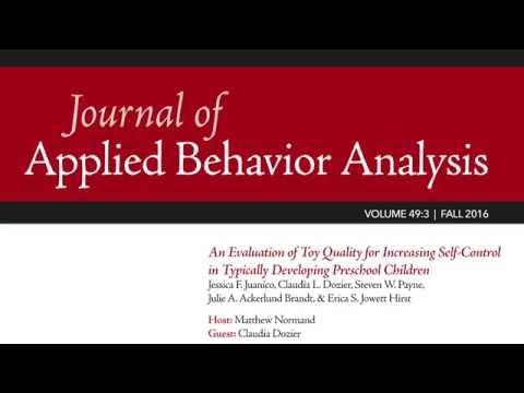 Teaching Self-Control to Preschool Students Podcast (Juanico et al. 2016)