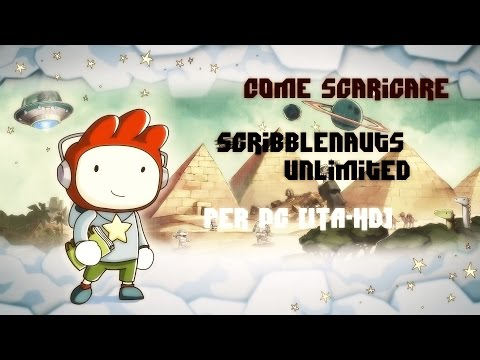 Come scaricare Scribblenauts Unlimited per PC [ITA]