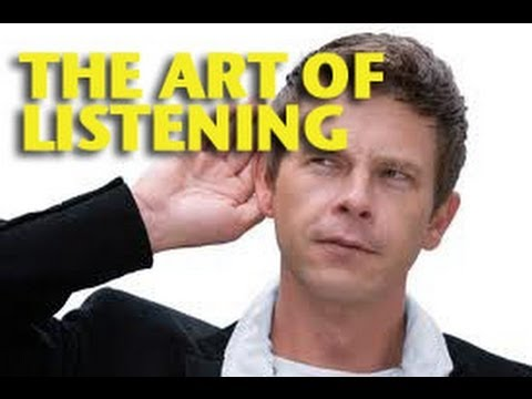 The Art of Listening -ETCG1