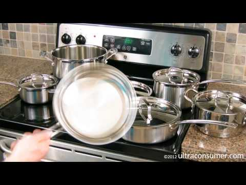 Cuisinart MultiClad Pro Cookware (MCP-12N) Review