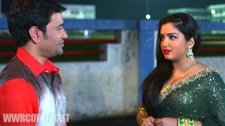 Dinesh Lal Yadav Proposing Aamrapali Dubey.....Guess What.......!!!