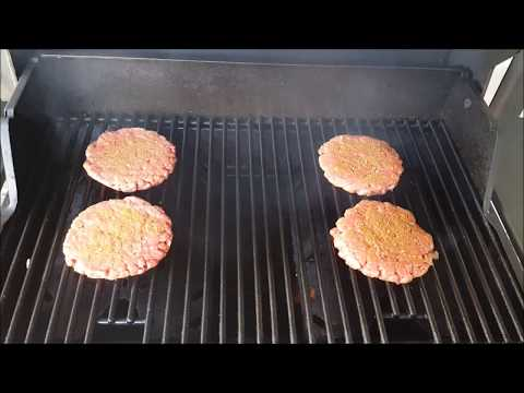 GRILLED TRI TIP BURGERS ~ROCK ON!!!!!!!