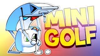 Guaranteed NO Stress Mini Golf! - Golf it